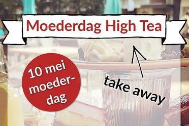 Take-Away Moederdag High-Tea
